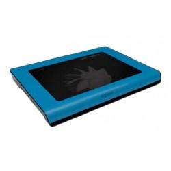 "Approx - APPNBC06 almohadilla fría 39,6 cm (15.6"") 1500 RPM Negro, Azul"
