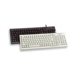 CHERRY - G84-5200 teclado USB + PS/2 Negro