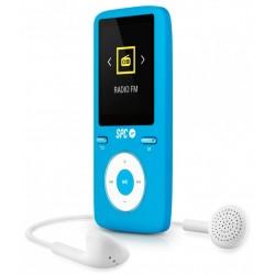 SPC - Pure Sound Colour 2 Reproductor MP3/MP4 Azul 8488A
