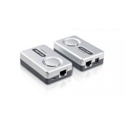 TP-LINK - TL-POE200 adaptador y tarjeta de red 100 Mbit/s