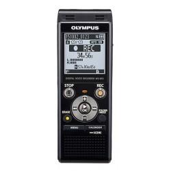 Olympus - WS-853 dictáfono Memoria interna y tarjeta de memoria Negro
