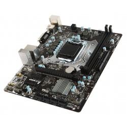 MSI - H110M PRO-D LGA 1151 (Zócalo H4) Intel® H110 micro ATX