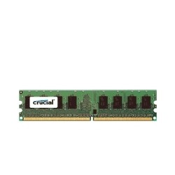 Crucial - DDR2 PC2-5300 DIMM 2GB módulo de memoria 667 MHz