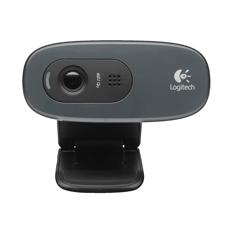 Logitech - HD WEBCAM C270 3MP