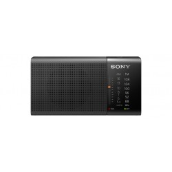 Sony - ICF-P36 Portátil Analógica Negro radio