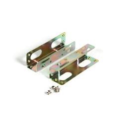 StarTech.com - Adaptador Bracket de Formato Bahía de Unidad Disco Duro Interno de 3,5in Pulgadas a 5,25