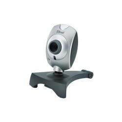 Trust - Primo 2MP 640 x 480Pixeles USB 2.0 Negro, Plata cámara web