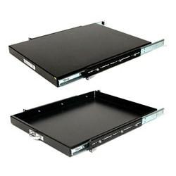 StarTech.com - Estante Bandeja Deslizante Telescópica para Armario Rack Servidores 0.55m de Profundidad