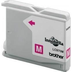 Brother - LC970M Original Magenta 1 pieza(s)