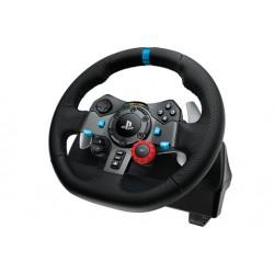 Logitech G - G29 Volante + Pedales Playstation 3,PlayStation 4 Analógico USB 2.0 Negro