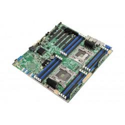 Intel - DBS2600CW2R Intel C612 LGA 2011 (Socket R) SSI EEB placa base para servidor y estación de trabajo