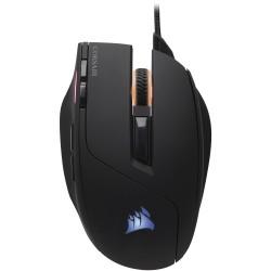 Corsair - CH-9303011-EU USB Óptico 10000DPI mano derecha Negro ratón