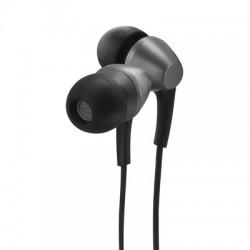 Energy Sistem - Urban 3 Dentro de oído Binaural Alámbrico Aluminio, Negro auriculares para móvil