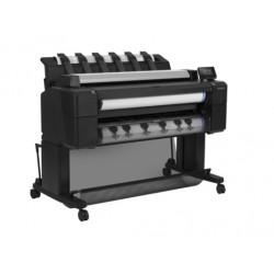 HP - Designjet T2530 impresora de gran formato Color 2400 x 1200 DPI Inyección de tinta térmica A0 (841 x 1189 mm)