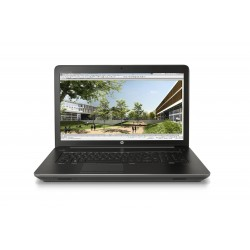 HP - ZBook Estación de trabajo móvil 17 G3