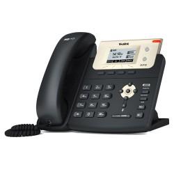 Yealink - SIP-T21P E2 Terminal con conexión por cable LCD Negro teléfono IP