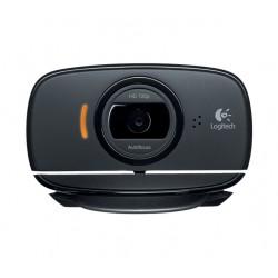 Logitech - C525 cámara web 8 MP 1280 x 720 Pixeles USB 2.0 Negro