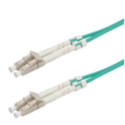 Nilox - NX090604102 2m LC LC Turquesa cable de fibra optica