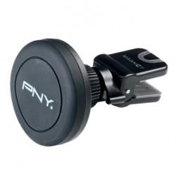 PNY - MAGNET CAR VENT MOUNT soporte para navegador Coche Negro