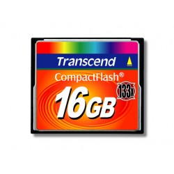 Transcend - TS16GCF133 memoria flash