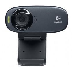 Logitech - C310 cámara web 5 MP 1280 x 720 Pixeles USB Negro