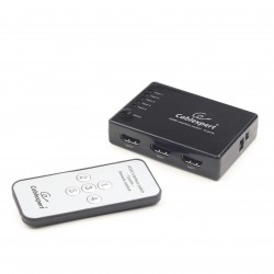 Gembird - DSW-HDMI-53 interruptor de video