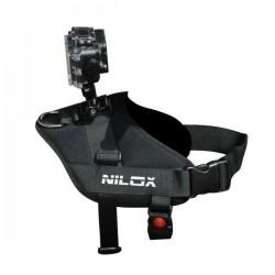 Nilox - 13NXAKDHUN001 Perro Arnés para perros accesorio para cámara de deportes de acción