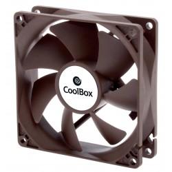 CoolBox - VENCOOAU090 Carcasa del ordenador Ventilador 9 cm Negro