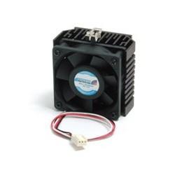 StarTech.com - Ventilador/Enfriador para CPU Socket 7/370 de 65x60x45mm c/ Disipador de Calor y Conector TX3