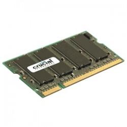 Crucial - 2GB DDR2 SODIMM módulo de memoria 667 MHz