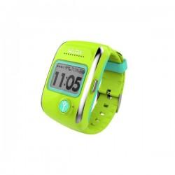 "Nilox - Bodyguard 1"" LCD Verde reloj inteligente"