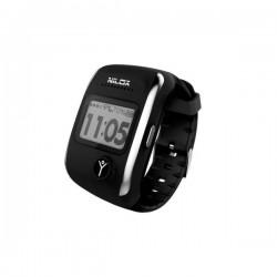 "Nilox - Bodyguard 1"" LCD Negro reloj inteligente"