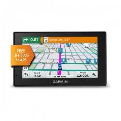 "Garmin - DriveSmart 50LM Fijo 5"" TFT Pantalla táctil 173.7g Negro navegador"