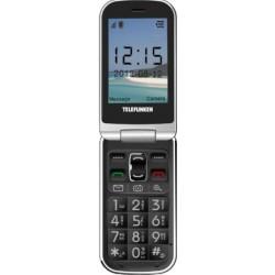 """Telefunken - Cosi TM200RE Red 2.6"""" 97g Rojo Teléfono para personas mayores"""