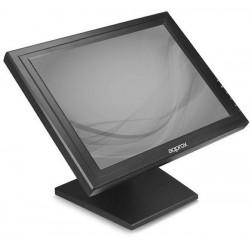 """Approx - appMT15 15"""" 1024 x 768Pixeles Mesa Negro monitor pantalla táctil"""
