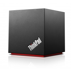 Lenovo - 40A60045EU base para portátil y replicador de puertos WiGig Negro