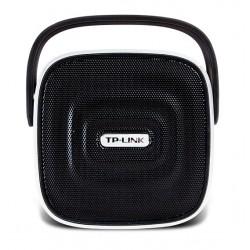 TP-LINK - Groovi Ripple Mono portable speaker Negro, Plata