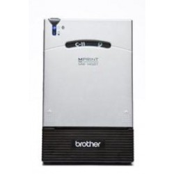 Brother - MW-145BT Térmica directa 300 x 300DPI impresora de etiquetas