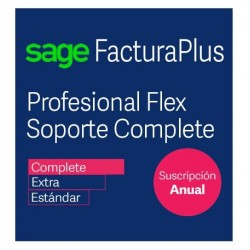 Sage Software - FacturaPlus Profesional Flex