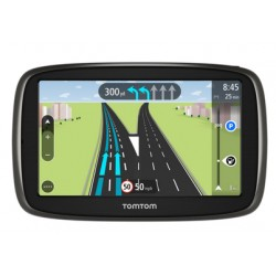 "TomTom - Start 52 EU45 navegador 12,7 cm (5"") Pantalla táctil Portátil/Fijo Negro 235 g"