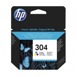 HP - 304 Original Cian, Magenta, Amarillo