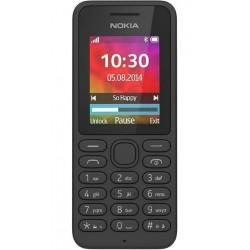 "Nokia - 130 Dual SIM 1.8"" 67.9g Negro Característica del teléfono"
