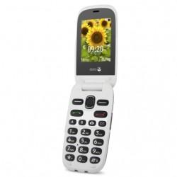 """Doro - PhoneEasy 6030 2.4"""" 94g Grafito, Color blanco Teléfono básico"""