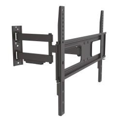 TooQ - SOPORTE GIRATORIO E INCLINABLE PARA MONITOR / TV LCD, PLASMA DE 37-70, NEGRO - LP6070TN-B