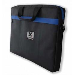 "Approx - appNB15S maletines para portátil 39,6 cm (15.6"") Maletín Negro, Azul"