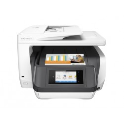 HP - OfficeJet Pro 8730 Inyección de tinta térmica 2400 x 1200 DPI 24 ppm A4 Wifi