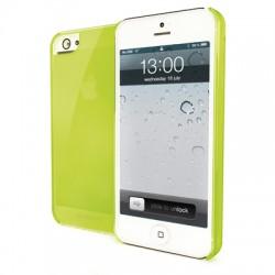 Celly - GELSKIN185GR Funda Verde funda para teléfono móvil
