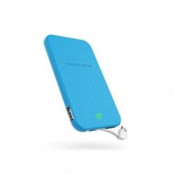 Energy Sistem - Extra Battery 2500 Polímero de litio 2500mAh Azul batería externa