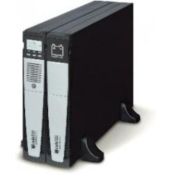 Riello - Sentinel Dual 1000VA sistema de alimentación ininterrumpida (UPS)