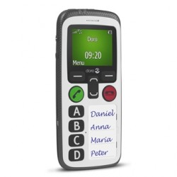 Doro - Secure 580 100g Blanco